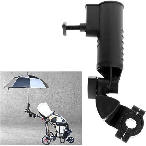 Fahrrad Regenschirm Halterung Klapp Kinderwagen Trolley Sonnenschirm Stehen