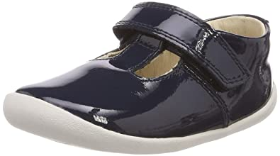 8ba29db59 Clarks Baby Girls' Roamer Go Ballet Flats: Amazon.co.uk: Shoes & Bags