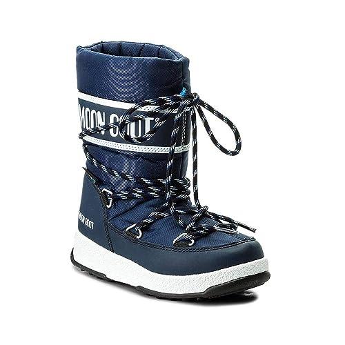 eaf6cb270cb Moon Boot - Zapatillas de Senderismo para niño  Amazon.es  Zapatos y  complementos