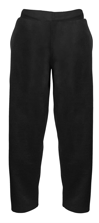 Just Hoods Kids Jog Pants Black 7/8