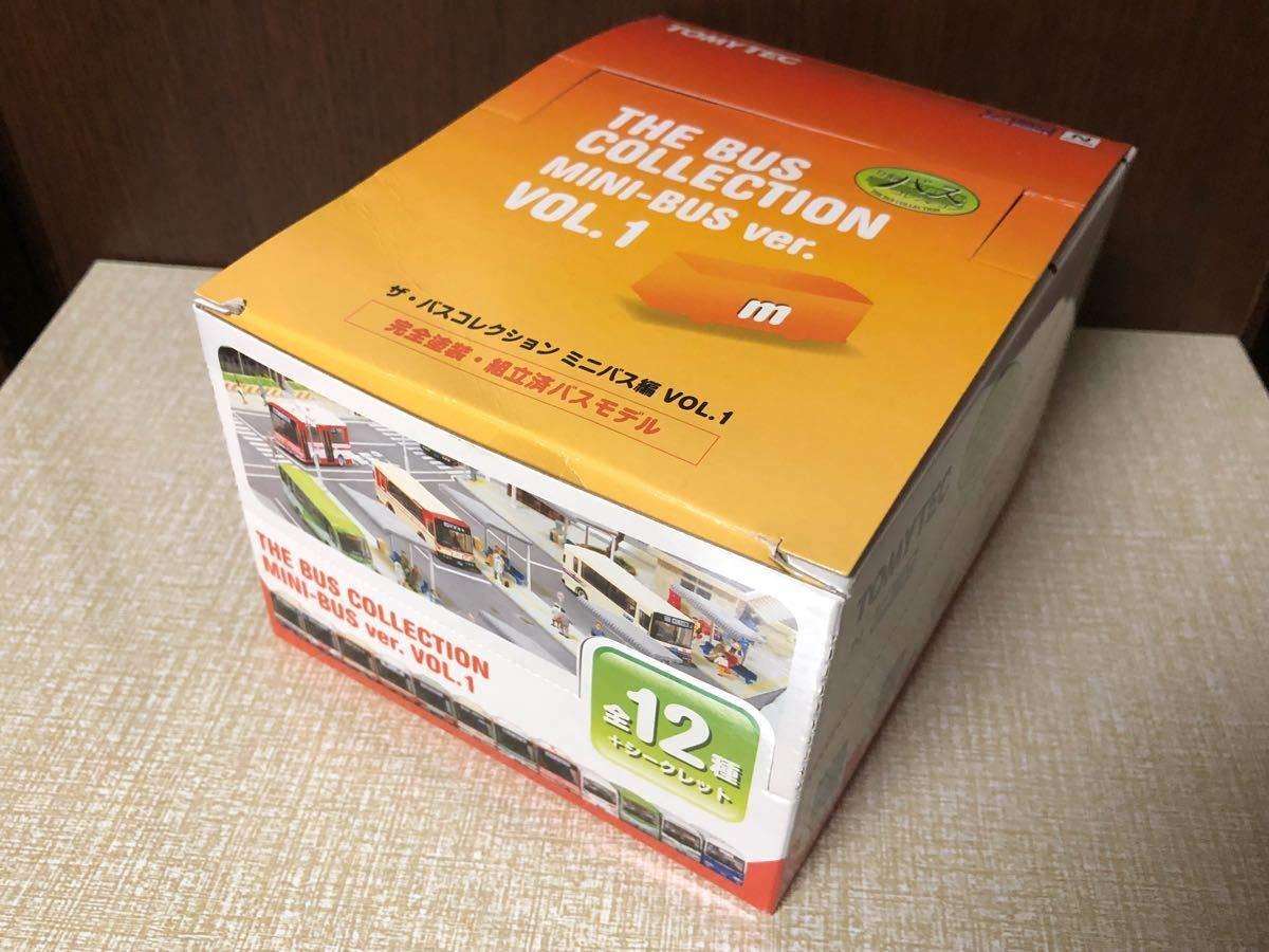 トミーテック バスコレクション ミニバス ノーマル全12種類 B07SRQ38JC