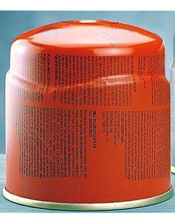 Cartucho de seguridad profesional para soplete de gas Matfer. Capacidad: 360 ml