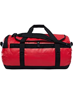 2349e82f684 The North Face Base Camp Duffel - Sports Bag, Red (Juicy Red ...