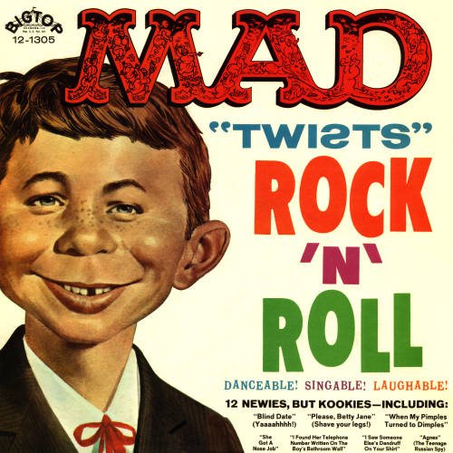 """Price comparison product image Mad """"Twists"""" Rock 'N' Roll"""