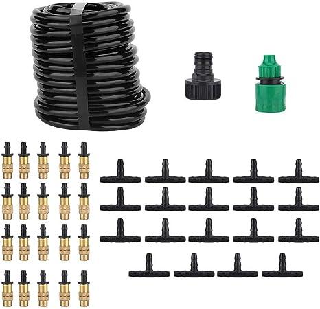 Tuyau d/'arrosage de distribution 4 voies réglables eau de distribution tuyau de distribution