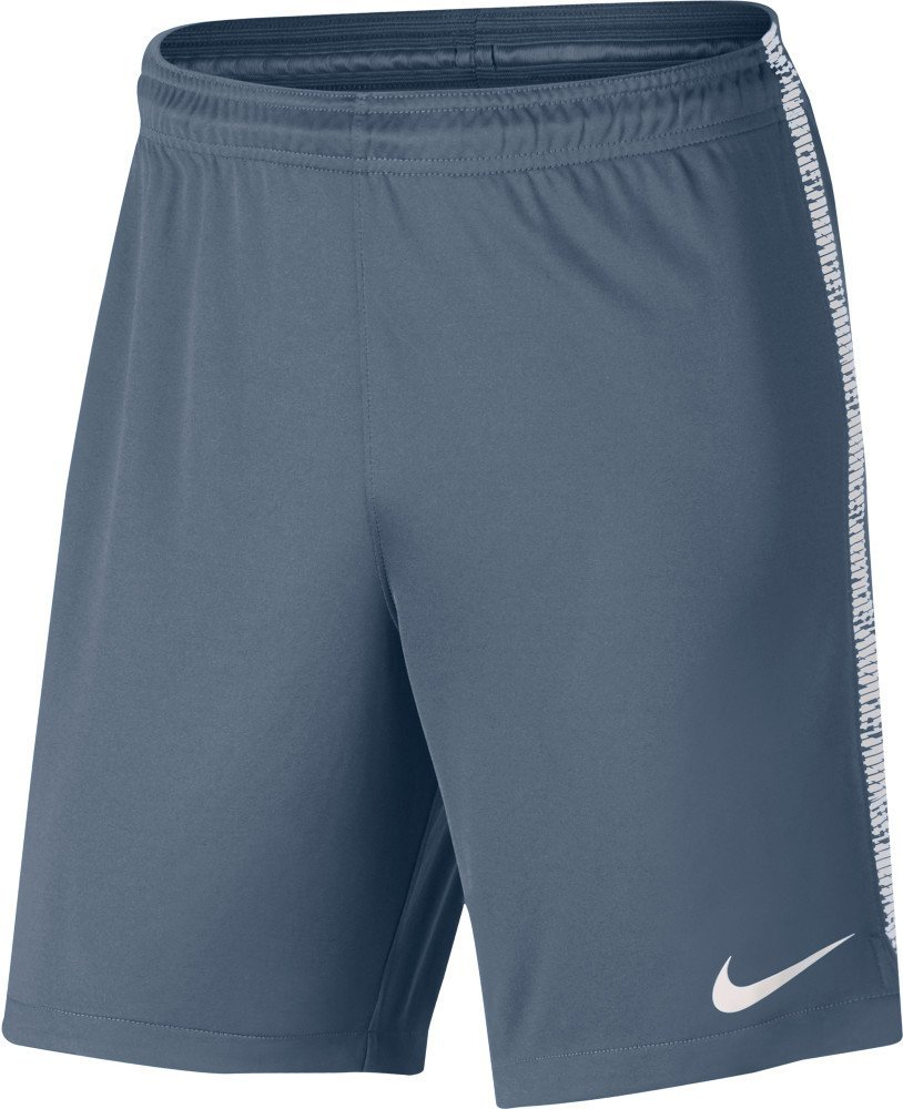 NIKE Men`s Dri-FIT Squad Soccer Shorts (Grey(859908-497)/White/Pink, X-Large) by Nike