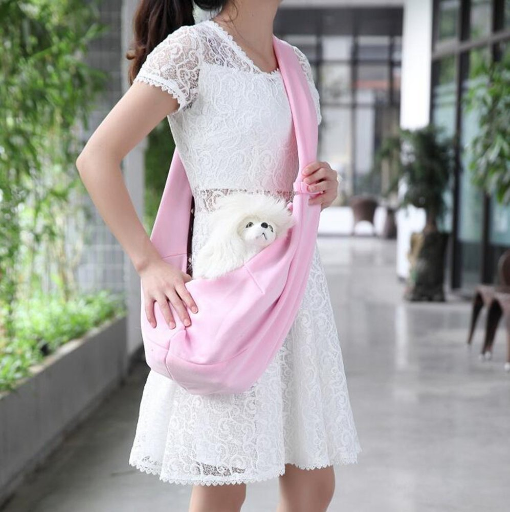 Daeou Zaino per animali animali animali domestici Cross-spalla borsa di tasca 47d5ff