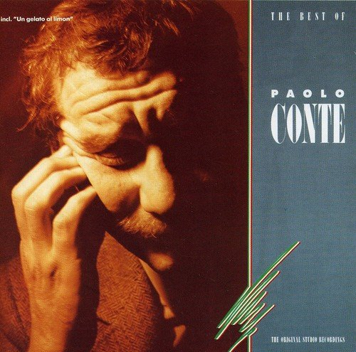 The Best of Paolo Conte by Conte, Paolo