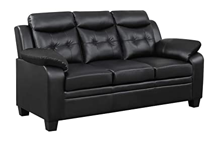 Phenomenal Finley Sofa With Extreme Padding Black Inzonedesignstudio Interior Chair Design Inzonedesignstudiocom