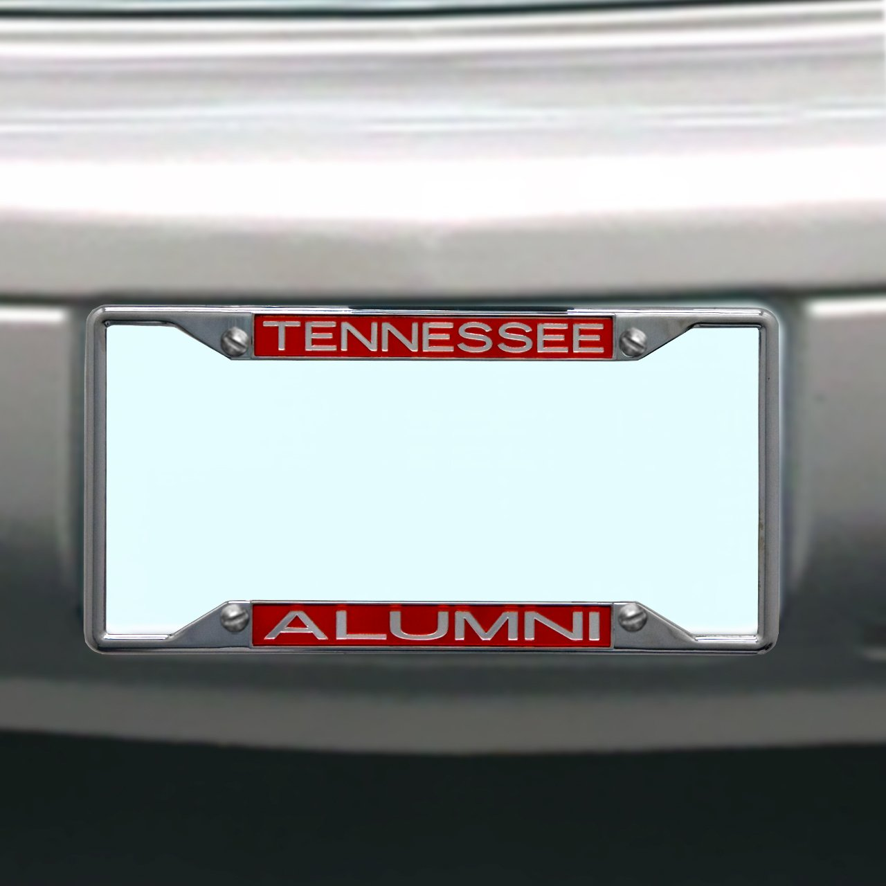 Amazon.com : NCAA Tennessee Volunteers License Plate Frame Alumni ...