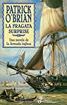 3. La fragata Surprise par O`Brian