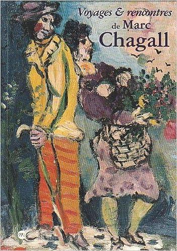 Lire en ligne Voyages et rencontres de Marc Chagall, 1923-1939 : Exposition, Musée national du Message Biblique, Nice (27 juin-5 octobre 1998) pdf, epub