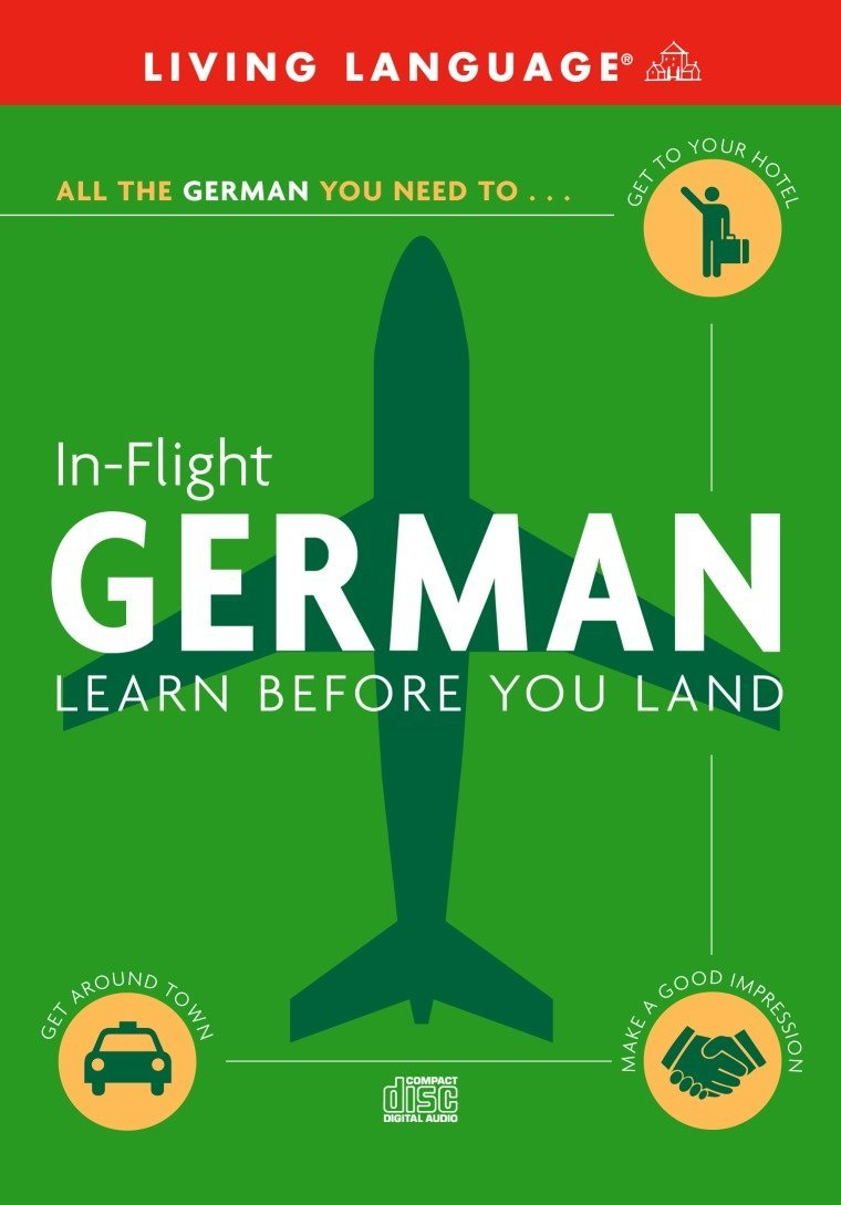 Download In-Flight German: Learn Before You Land pdf
