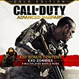 Call of Duty: Advanced Warfare - Gold Edition - PS4 [Digital Code]