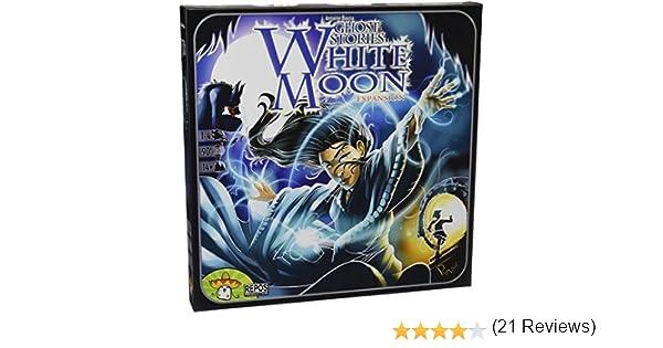 Asmodée Ghost Stories: White Moon Expansion: Amazon.es: Juguetes y juegos