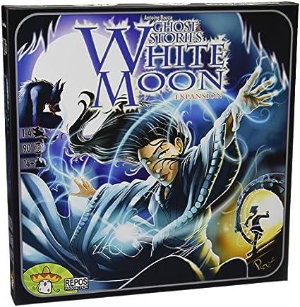 Amazon.com: Ghost Stories: Color Blanco Luna Expansión: Toys ...