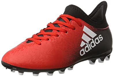 arrives 380aa 41bd9 adidas X AG J, Chaussures de Football Entrainement Garçon