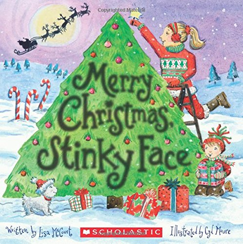 Merry Christmas, Stinky Face - Books Christmas