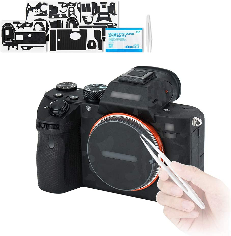 Kiwifotos Anti Kratzschutz Aufkleber Für Son Alpha A7 Iii A7r Iii A7iii A7riii Kamera Rutschfeste Abdeckfolie Elektronik