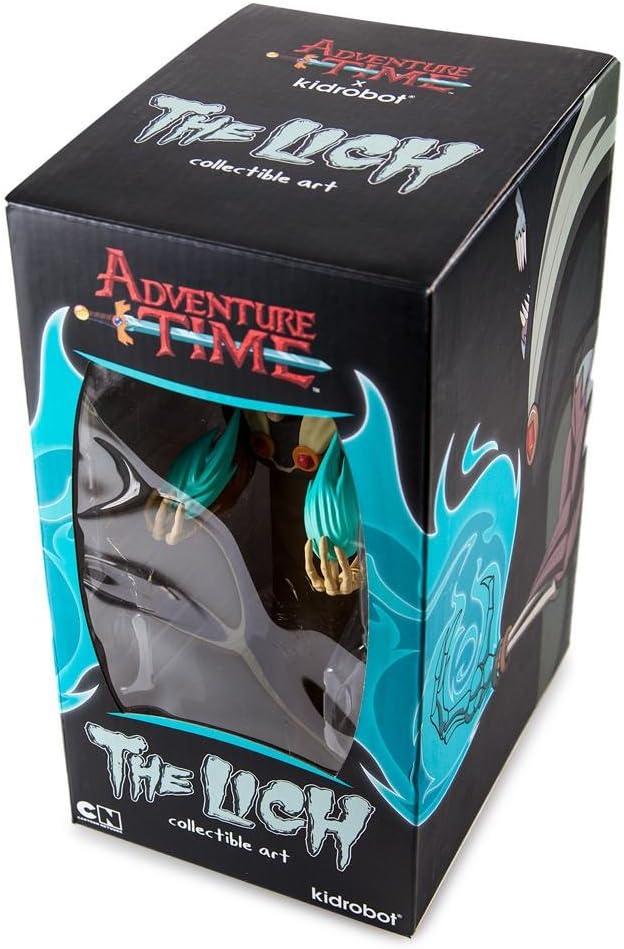 Kidrobot Adventure Time The Lich 8-Inch Medium Vinyl Figure 883975144005 Vinyl Figures