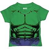 Marvel Boys' Hulk T-Shirt