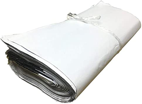 Poly Mailers Plastic Envelopes Shipping Bags 2.5 Mil White