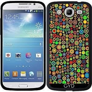 Funda para Samsung Galaxy Mega 5.8 (i9150) - De Colores Retro Puntos by LoRo-Design