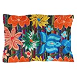 CafePress - Mexican Flower Embroidery - Standard Size Pillow Case, 20''x30'' Pillow Cover, Unique Pillow Slip