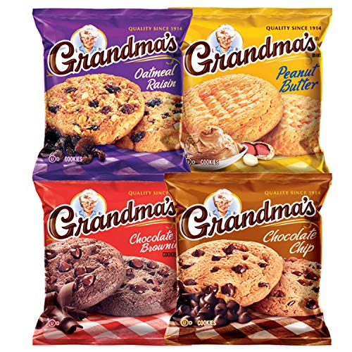 LOVE Grandma's cookies!