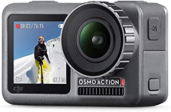 DJI Osmo Dual Screen 12.0 MP 4K HDR Waterproof Action Camera