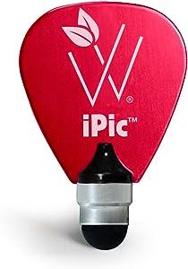 Woodees WMIPRD iPic Multi Purpose Pick Stylus - Red