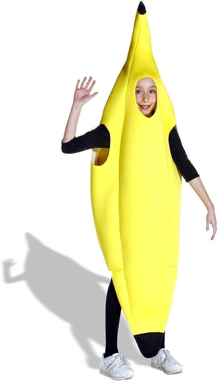 Rasta Full Kids Banana Costume