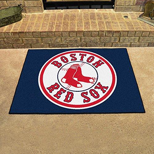 (All-Star Bath Mat - Boston Red Sox)