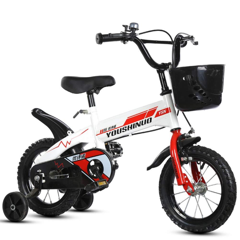 Kinder Fahrrad Kinderwagen Fahrrad Fahrrad-Weiß 12inch