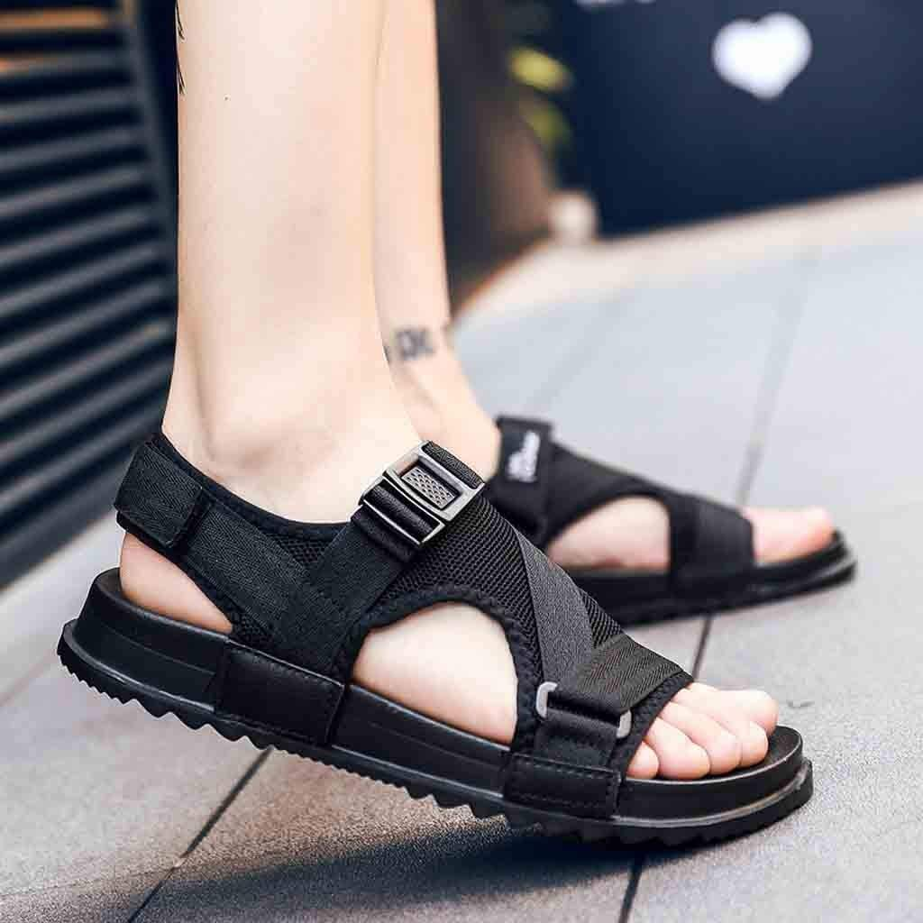 Forthery Men Sports Sandals Athletic Outdoor Fisherman Hiking Walking Flip Flops Beach Shoes