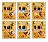 Abound Grain Free Natural Wet Cat Kitten Food Pouches - 3 Flavor 6 Pouch Bundle - Plus Denta-Net Treat Pocket- (7 Items Total) Larger Image