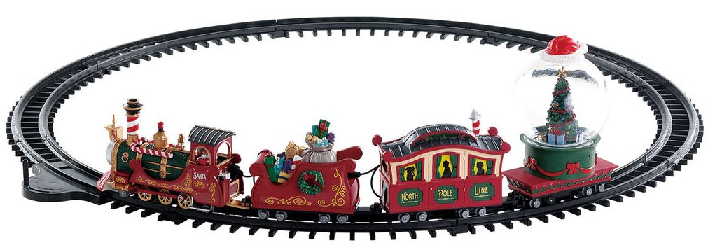 Lemax Signature Collection North Pole Railway - Michaels Exclusive