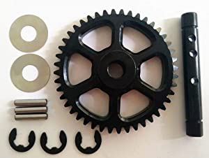 Harden Steel Idler Gear 44T with Shaft for HPI RC Savage Flux HP 100905