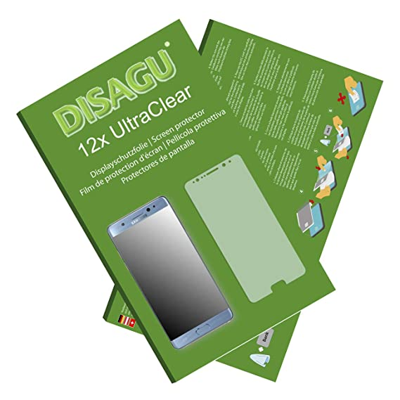 Amazon.com: 12x Ultra Clear Screen Protector for Samsung ...