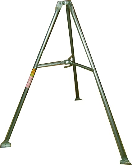 ROHN TRT60 5' Antenna Tripod Roof Tower - TV HAM FM CB HDTV Roof Mount
