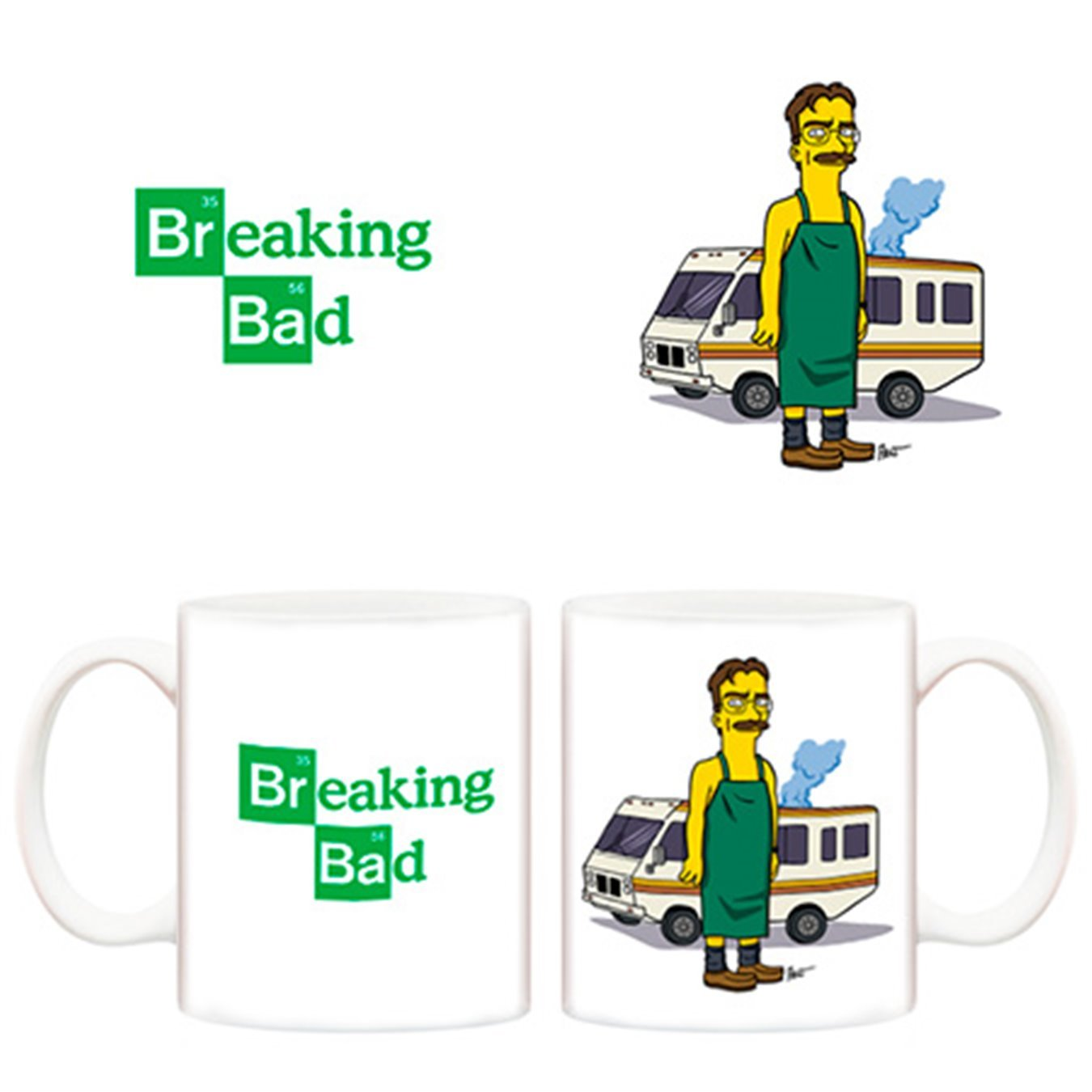 Taza Breaking Bad Heisenberg Simpsonhttps://amzn.to/2X7E4Wx