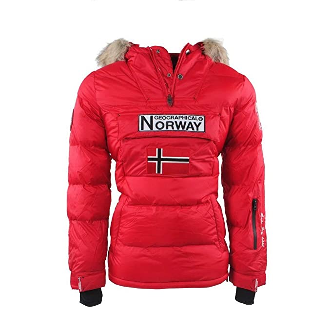 Geographical Norway Bolide, Chaqueta Bomber para Hombre ...
