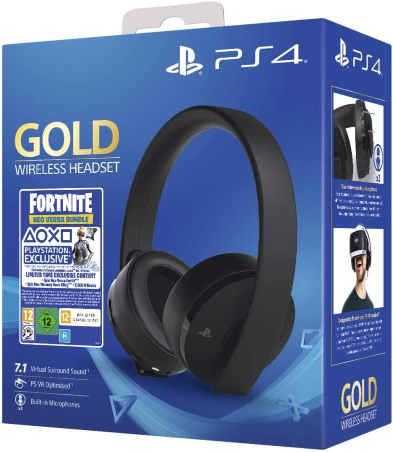probleme casque ps4 gold