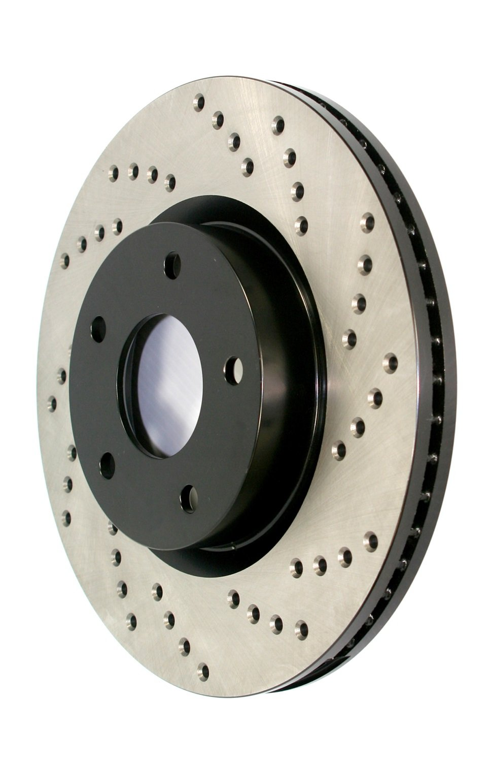 StopTech 128.22021R Sport Drilled Rotor Right