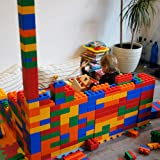 UNiPLAY Soft Plastic Stacking Building Blocks