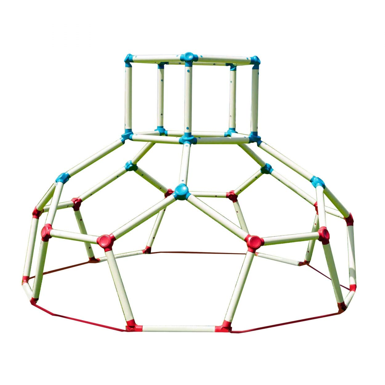 Dome Climber & APP Jungle Gym Monkey Bar Climbing Frame Structure by Plum