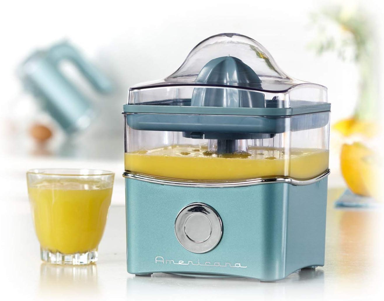 Americana Classics Blue Green Electric Citrus Juicer