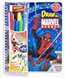 Draw the Marvel Heroes, Klutz Editors, 1591748143