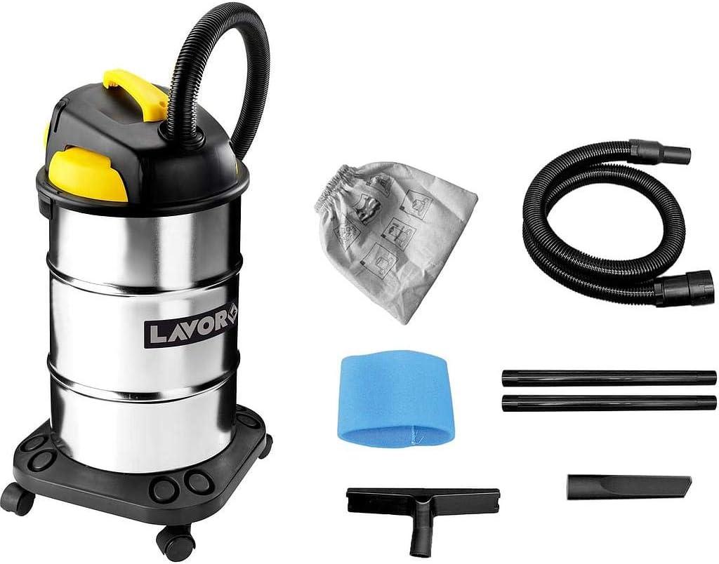 Lavor 8.243.0034 0034 - Aspirador de polvo y líquido VAC 30 l ...
