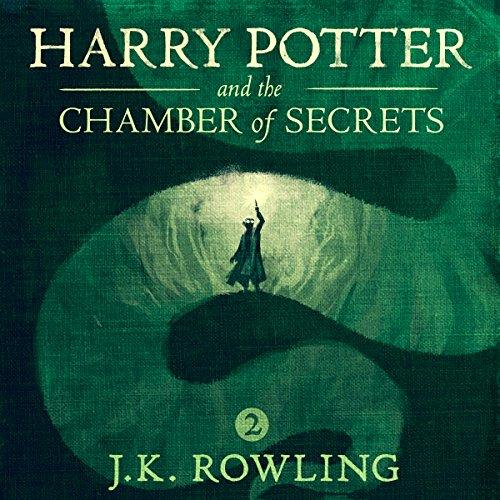 """""""Harry Potter and the Chamber of Secrets, Book 2"""" av J.K. Rowling"""